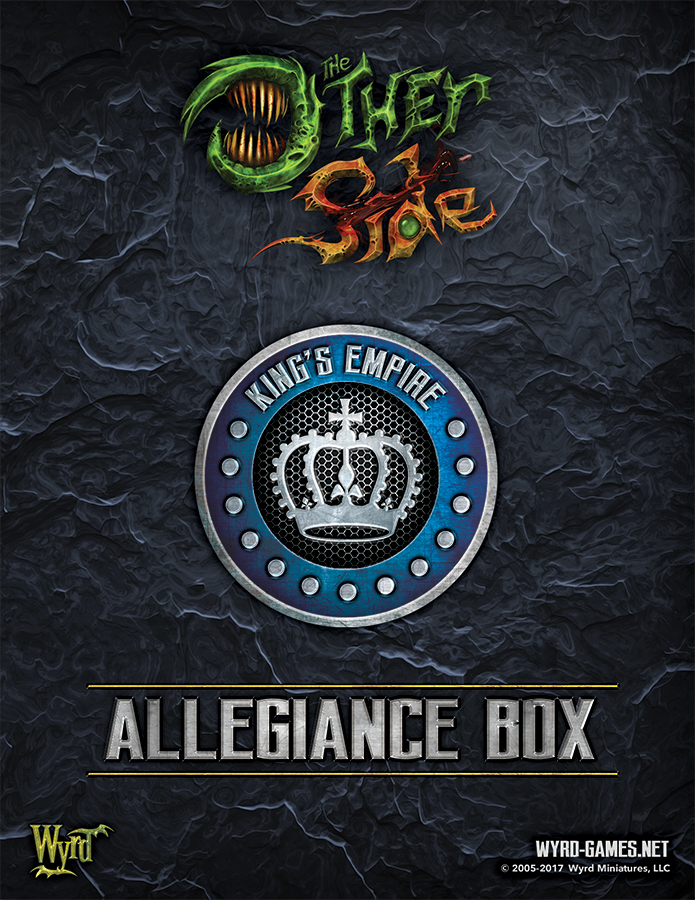 The Other Side: Kings Empire Allegiance Box Box Front