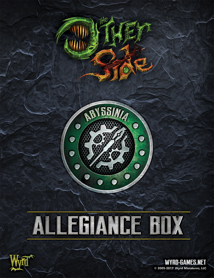 The Other Side: Abyssinia Allegiance Box Box Front