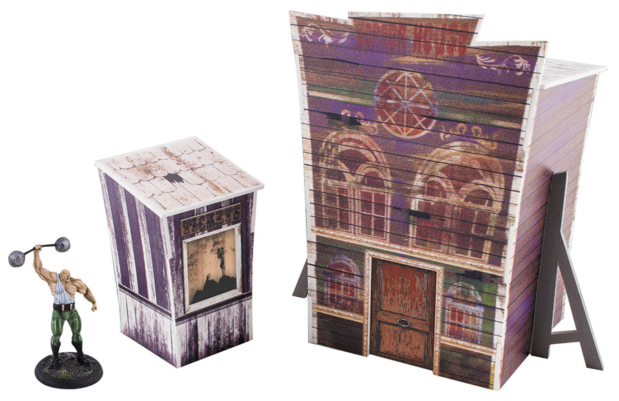 Malifaux: Passage Of Terror Box Front