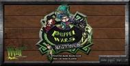 Puppet Wars: Unstitched Box Front