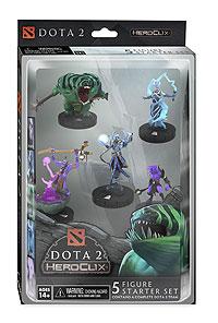 Dota 2 Heroclix: Dire Starter Set Box Front