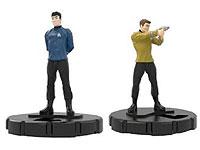 Star Trek Heroclix: Tactics Movie Mini-game Box Front