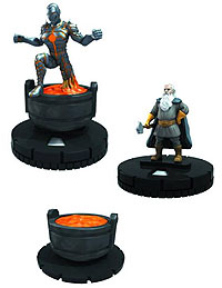Marvel Heroclix: Fear Itself The Mighty Scenario Pack Box Front
