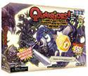 Quarriors!: Dice Building Game Set-up Box Box Front