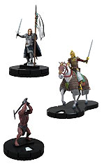 The Lord Of The Rings Heroclix: The Two Towers Countertop Display (30) Box Front