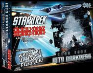 Star Trek Into Darkness: Connect With Pieces Puzzle Building Game Box Front