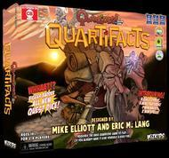 Quarriors!: Quartifacts Expansion Box Front