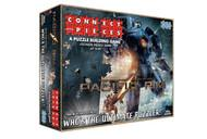 Pacific Rim: Connect With Pieces Puzzle Building Game Box Front