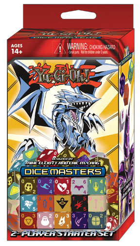Yu-gi-oh Dice Masters: Series One 2-player Starter Set Box Front