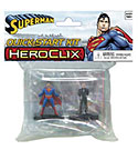 Dc Heroclix: Superman Quick-start Kit 2-pack Box Front