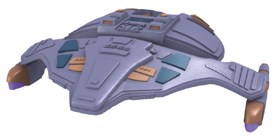 Star Trek Attack Wing: Wave 31 Dominion 5th Wing Patrol Ship 6 Expansion Pack(repaint) Box Front