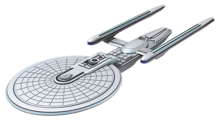 Star Trek Attack Wing: Wave 29 Federation U.s.s. Excelsior Expansion Pack (2016 Paint) Box Front