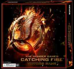 The Hunger Games: Catching Fire Movie Victors Game Box Front