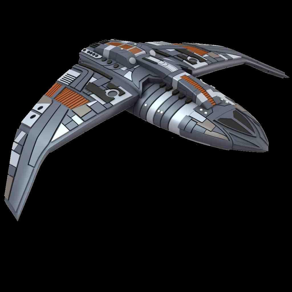 Star Trek Attack Wing: Wave 05 Bajoran Interceptor Five Expansion Pack Box Front