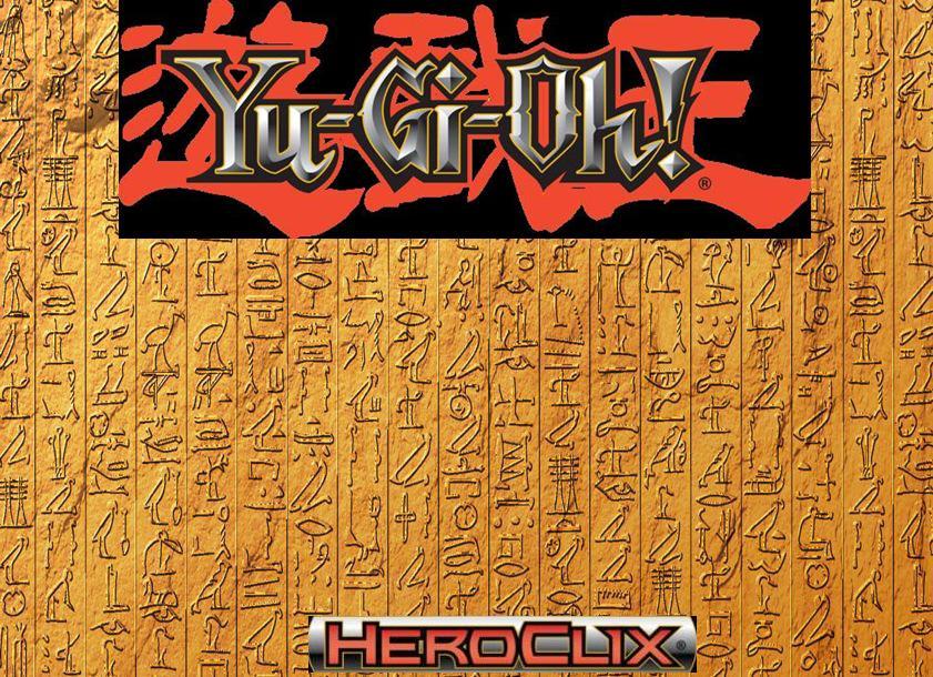 Yu-gi-oh! Heroclix: Series 2 Gravity Feed Display (24) Box Front