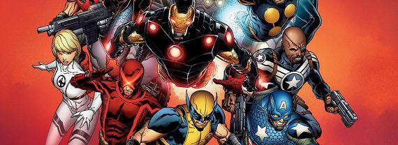 Marvel Heroclix: X-men 2014 Monthly Organized Play Kit Box Front