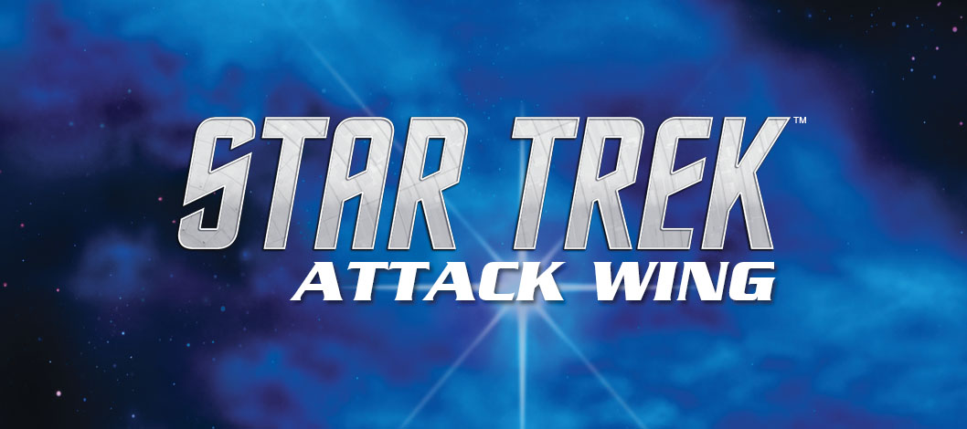 Star Trek Attack Wing: Wave 14 Krenim Timeship Expansion Pack Box Front