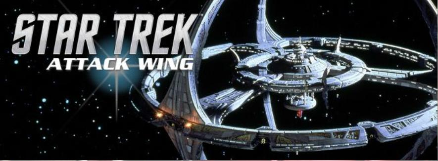 Star Trek Attack Wing: Deep Space 9 Expansion Pack Box Front
