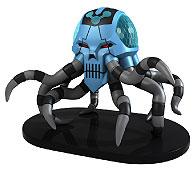 Dc Heroclix: Brainiac Skull Ship (retailer Variant) Box Front