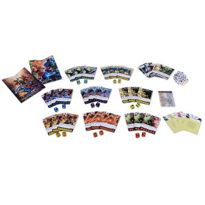 Dc Dice Masters: War Of Light Starter Set Box Front
