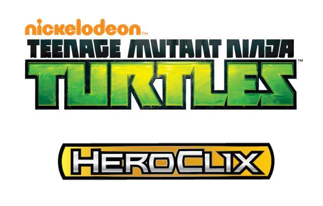 Teenage Mutant Ninja Turtles Heroclix: Release Day Organized Play Kit Box Front