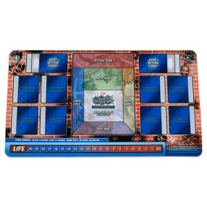 Marvel Dice Masters: The Amazing Spider-man Playmat Box Front