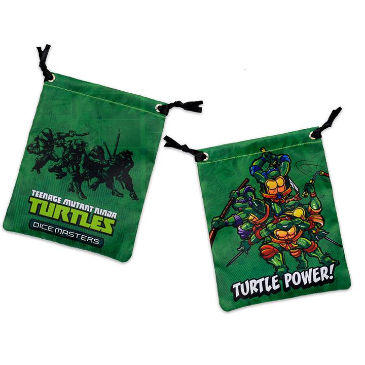 Teenage Mutant Ninja Turtles Dice Masters: Dice Bag Box Front