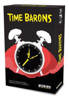 Time Barons Box Front