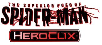 Marvel Heroclix: Superior Foes Of Spider Man Release Day Organized Play Kit Box Front
