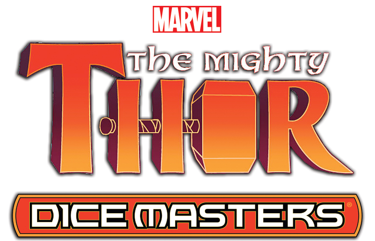 Marvel Dice Masters: The Mighty Thor Gift With Purchase Box Front