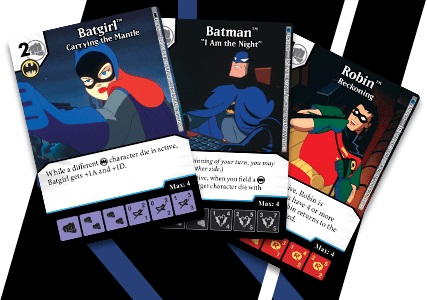 Dc Dice Masters: Batman The Animated Series Monthly Organized Play Kit Box Front