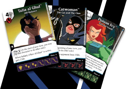 Dc Dice Masters: Batman The Animated Series Sirens Monthly Organized Play Kit Box Front