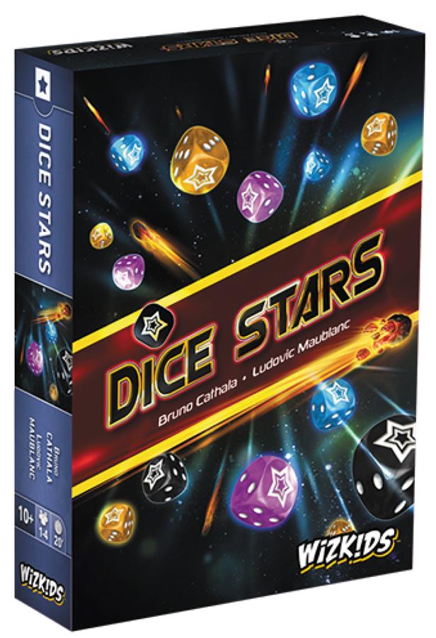Dice Stars Box Front