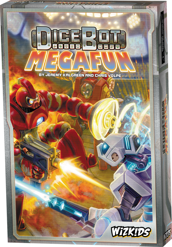 Dicebot Megafun Box Front