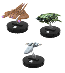 Star Trek Heroclix: Tactics Series Iv Counter Display (12) Box Front