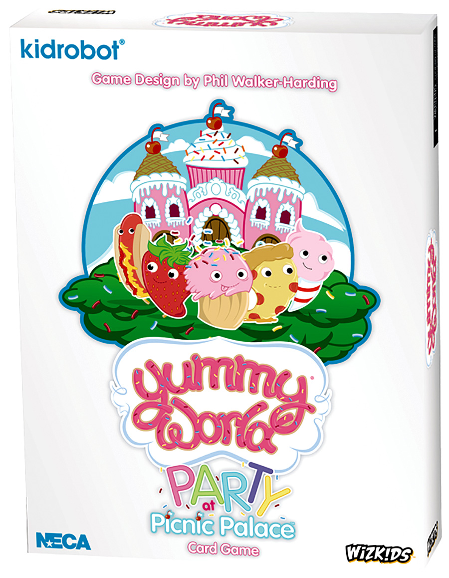 Yummy World: Party At Picnic Palace Box Front