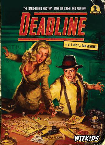 Deadline Box Front