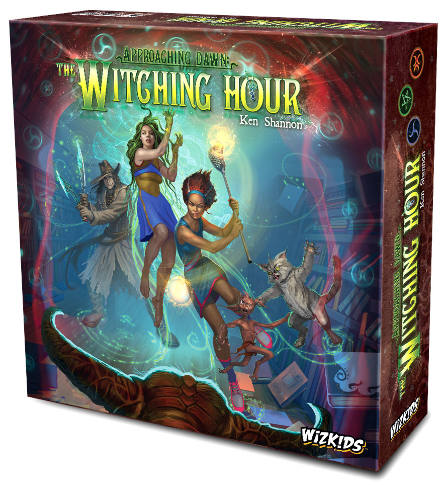 Approaching Dawn The Witching Hour Box Front