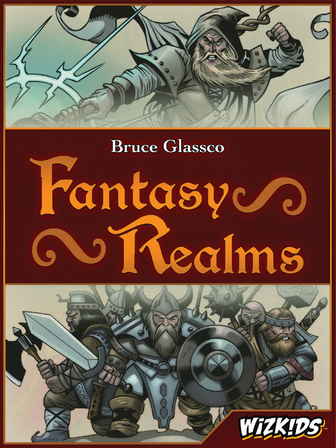 Fantasy Realms Box Front