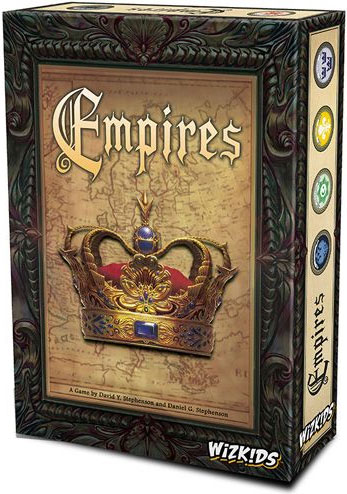 Empires Box Front