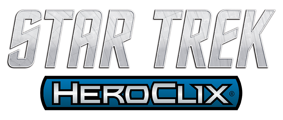 Star Trek Heroclix: Away Team The Original Series Dice & Token Pack Box Front
