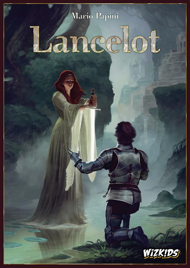 Lancelot Box Front