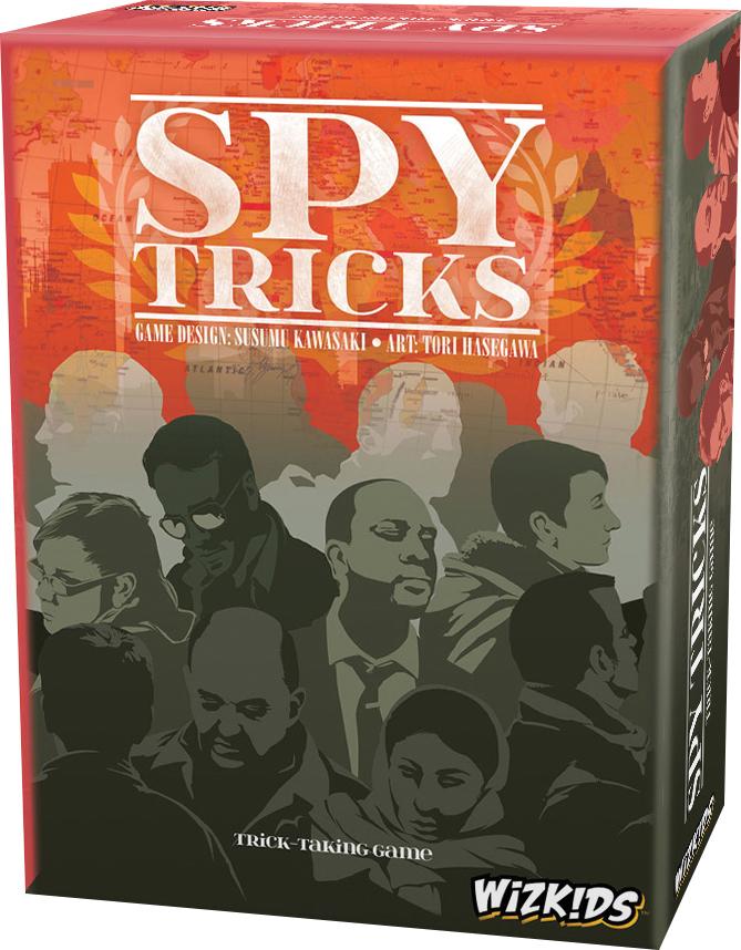 Spy Tricks Box Front
