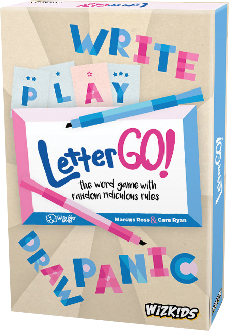 Letter Go! Box Front