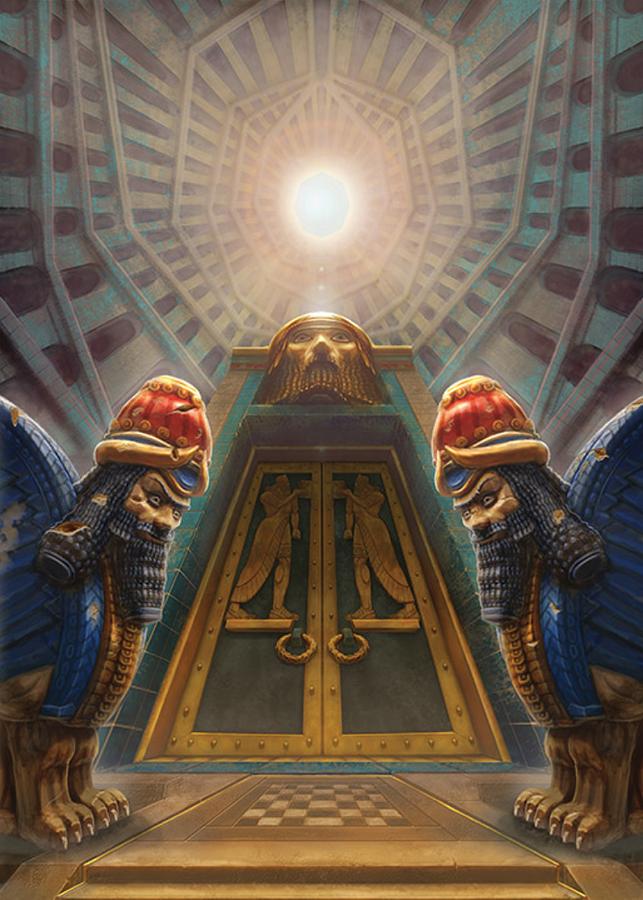 Curio: The Lost Temple Box Front