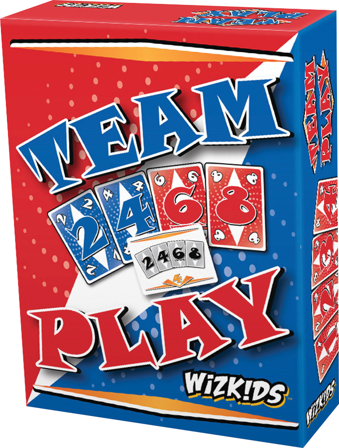 Team Play Box Front