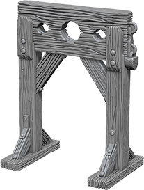 Wizkids Deep Cuts Unpainted Miniatures: Stocks Box Front