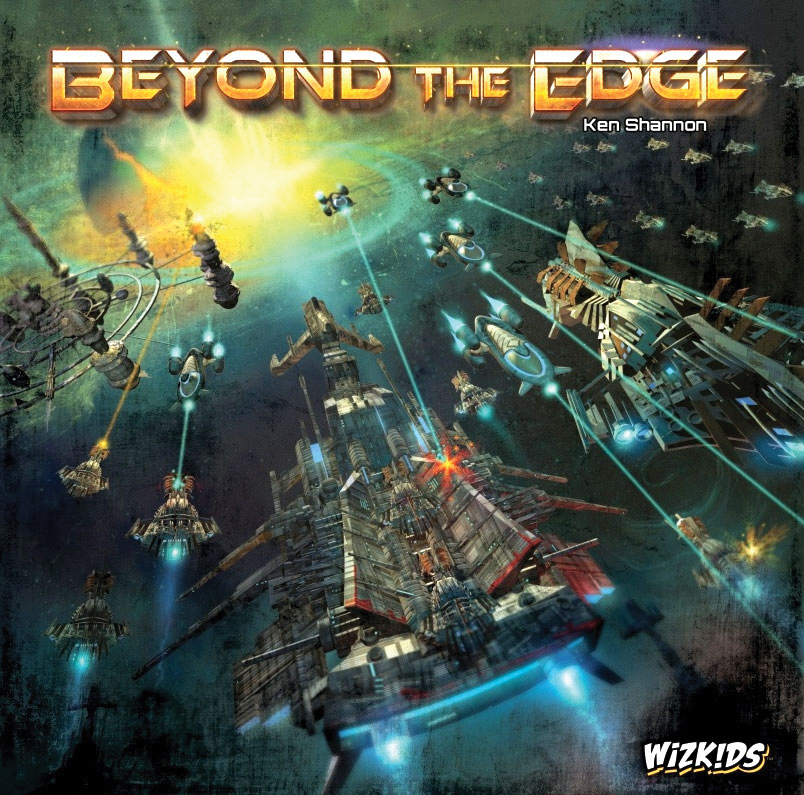 Beyond The Edge Box Front