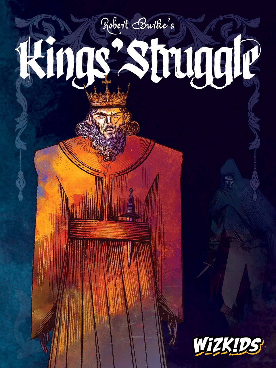 Kings` Struggle Box Front