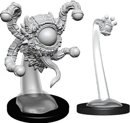 Dungeons & Dragons Nolzur`s Marvelous Unpainted Miniatures: W9 Spectator & Gazers Game Box